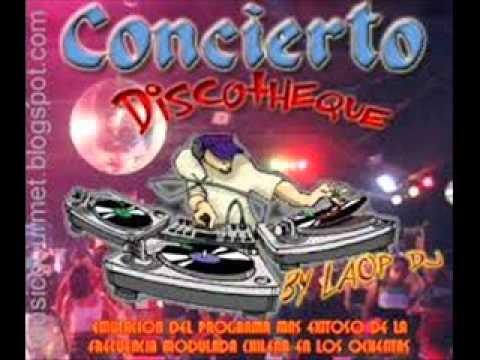 RADIO  CONCIERTO  EN  LOS  80 , CONCIERTO  DISCOTHEQUE