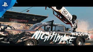 Wreckfest - Console Release Trailer | PS4