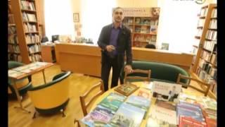 «Дом с историей». Библиотека братьев Игнатовых