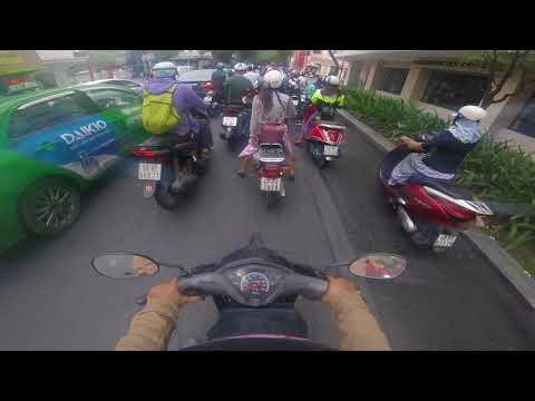 Action Camera 54 : ĐƯỜNG LÊ DUÂN-TP.HÔ CHÍ MINH | Vietnam travel blog