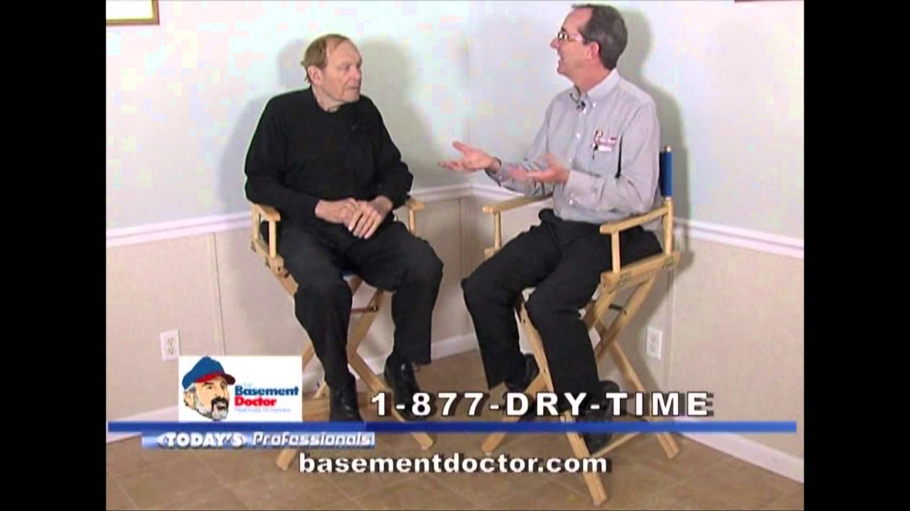 Everlast Wall System For Basement Finishing | The Basement Doctor | Live On  A Job Part 6