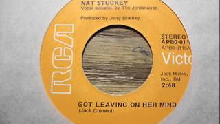 "Nat Stuckey ""Got Leaving On Her Mind"""