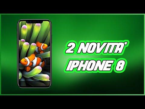 iPhone 8 avrà 2 NOVITA