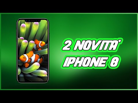 iPhone 8 avrà 2 NOVITA' che STAVI ASPETTANDO!