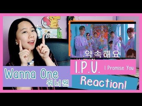 Wanna One 워너원 - IPU 약속해요  MV Reaction ♫