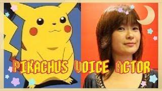 PIkachu Voice Actor Otani Ikue『Translated Version 』