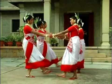 An Indian Tribal Dance
