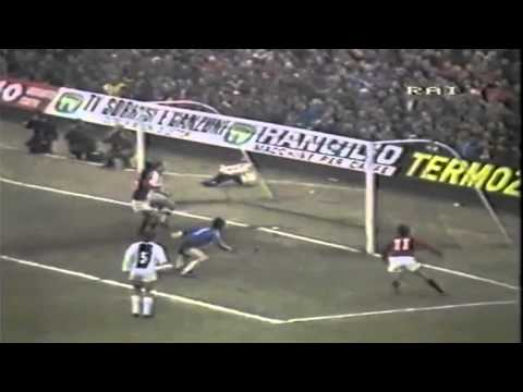 Serie A 1983-1984, day 15 Milan - Udinese 3-3 (F.Baresi, 2 Zico, Verza, Blisset, Causio)