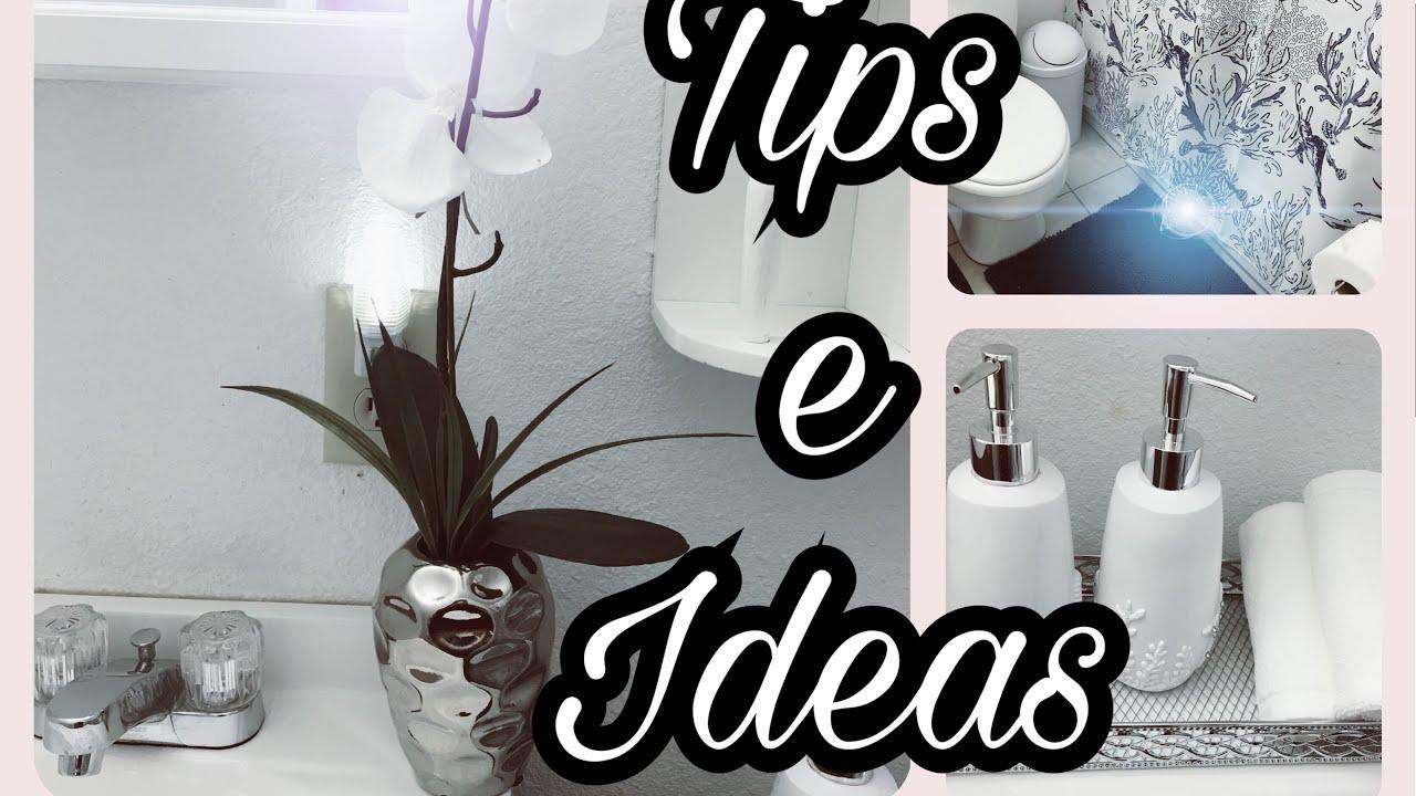 Ideas para decorar un ba o peque o con muy poco dinero Ideas para decorar banos muy pequenos