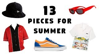 13 Clothing Pieces You Want This Summer