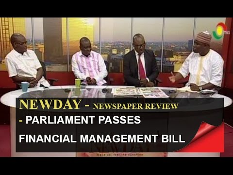 Discussing IMF programme, CLOGSAG demands & Oil revenue - Newspaper Review [Full] - 11/8/2016