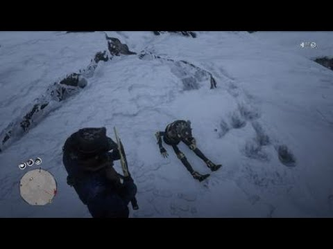 Red Dead Redemption 2 Marco Dragic Robot Location