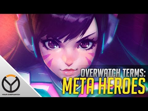 Overwatch Terms Explained: Meta Heroes