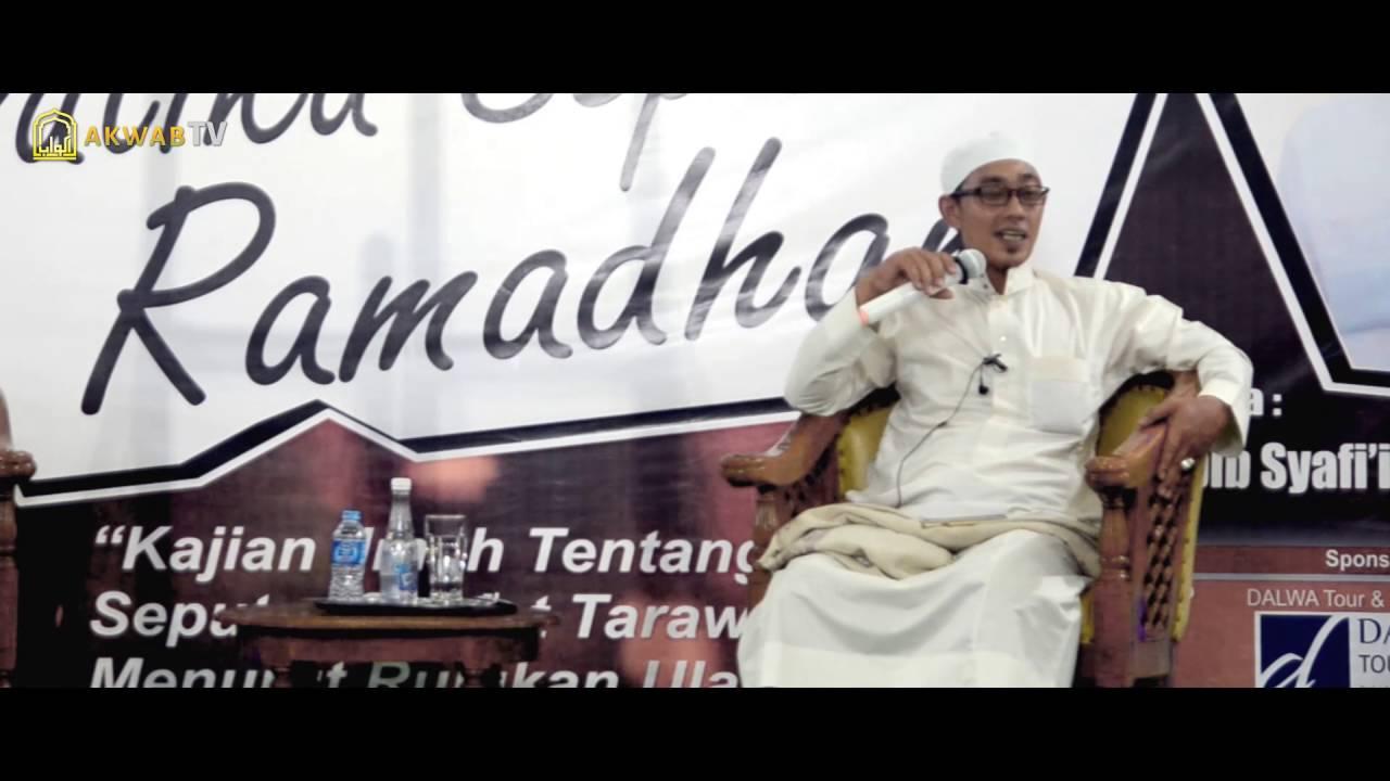 Jumlah Rakaat Shalat Witir & Cara Pelaksanaannya - Habib ...
