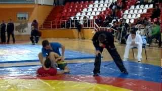 Javier Abril vs Alvaro Fresno -65kg  Trofeo Sagunto (final)