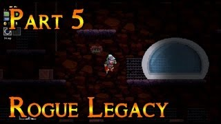 Rogue Legacy Walkthrough Gameplay Part 5 + Boss Battle Herodotus (1080p)