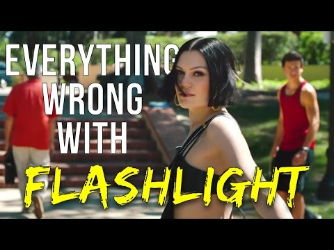 """Everything Wrong with Jessie J - """"Flashlight"""""""