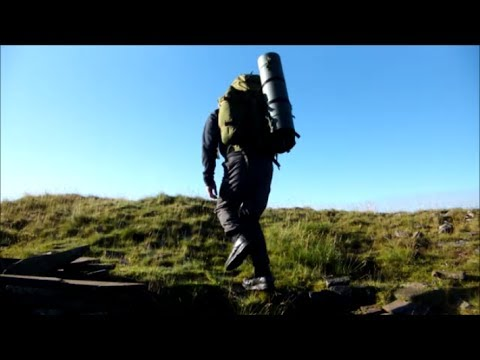 Wild Camp - Brecon Beacons bivi & kit reviews