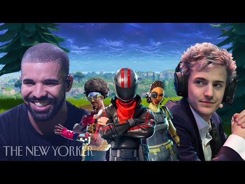 How Fortnite Became the Most Popular Game in the World | Annals of Obsessions | The New Yorker
