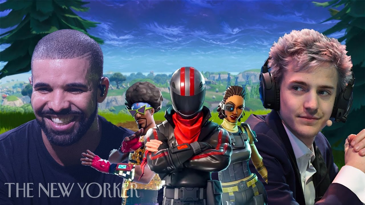 1777a2b1b5141 How Fortnite Became the Most Popular Game in the World