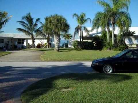 18 Country Club Drive Cocoa Beach, FL - front yard view