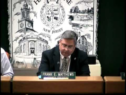 Council Meeting 5/2/2018 Hawthorne NJ