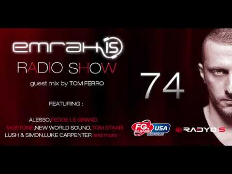 Emrah Is Radio Show - Episode 74 (Guest Mix by Jimi Frew)