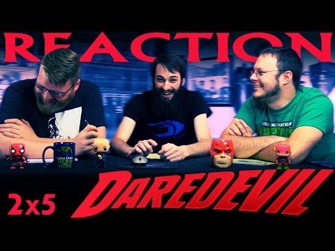 "DareDevil 2x5 REACTION!! ""Kinbaku"""