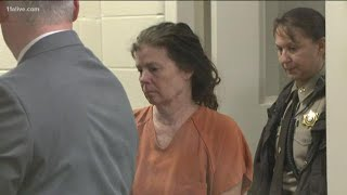 White Wife accused of killing attorney husband makes first court appearance