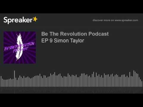 EP 9 Simon Taylor