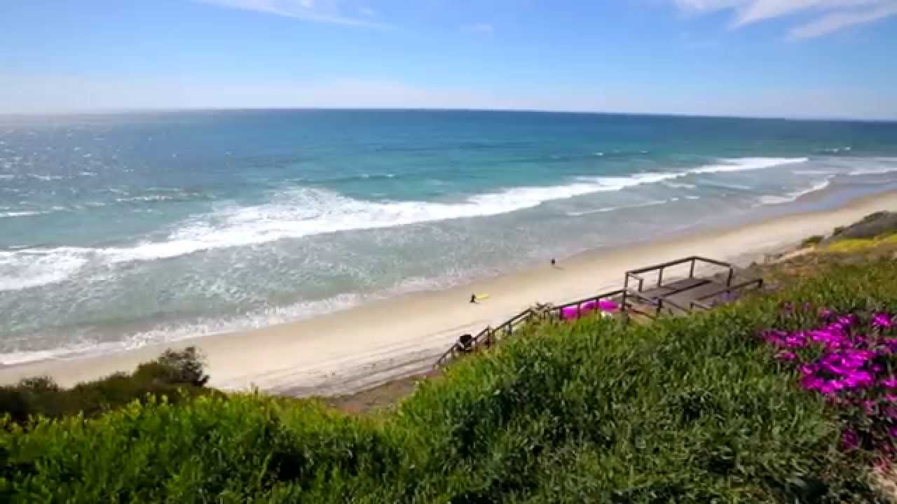 Oceanfront Home With Luxurious Beach Living In Encinitas, CA   YouTube