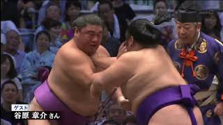 Sumo -Nagoya Basho 2018 Day 9 July 16th -大相撲名古屋場所 2018年 9日目