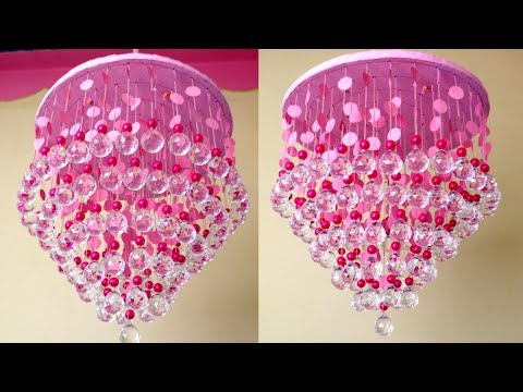 Best Wall hanging Idea || DIY Paper Jhumar || Easy Idea