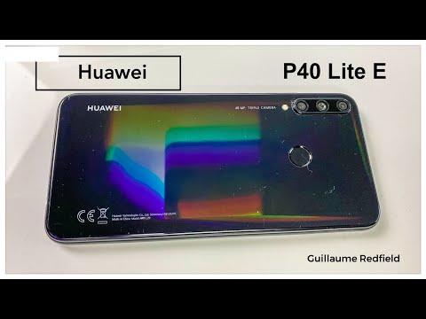 Huawei P40 Lite E 2020