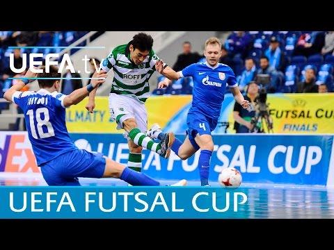 Highlights: Watch Sporting dethrone Ugra