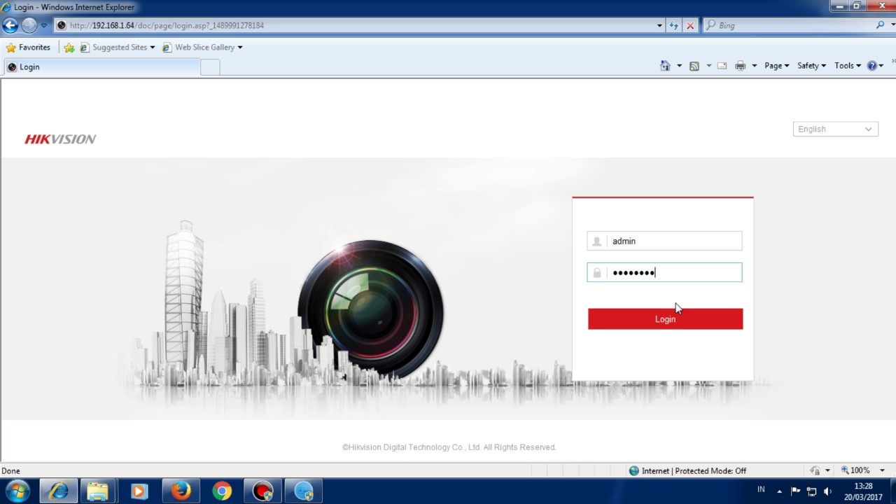 Hikvision Camera Cgi Integrate Function Is Disabled