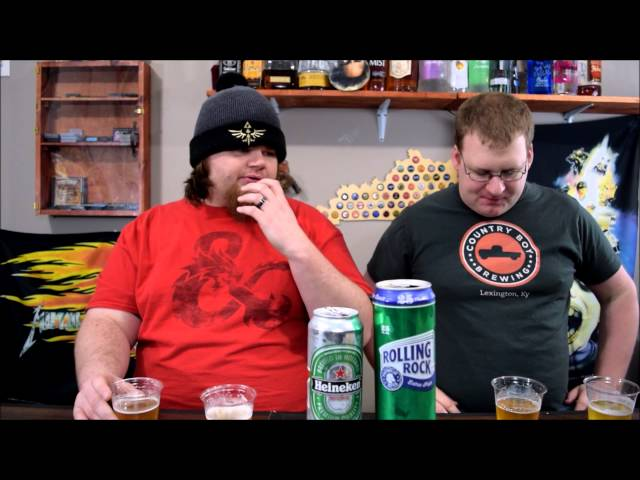 Heineken vs Rolling Rock