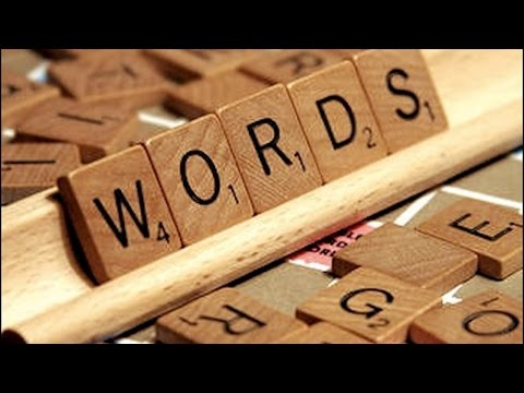 Учим английские слова - learning new English words
