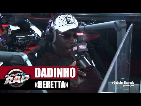 Youtube: Dadinho«Beretta» #PlanèteRap