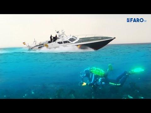Patrulla con el Servicio Marítimo de la Guardia Civil y Grupo GEAS