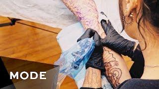 I'm a Tattoo Artist | My Life ★ Glam.com