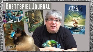 Spiele Journal 26.1.2018 News rund um Brettspiele und Comics