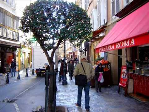 Aix de Provence 2: La ciudad