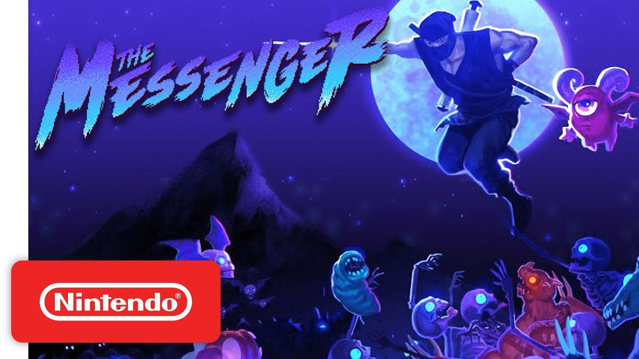Canadian-made The Messenger now available on Nintendo Switch, PC