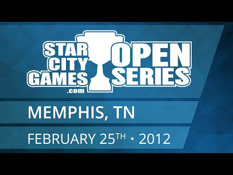 SCGMEM - 2012 - Standard - Round 6 - James Bush vs Nick Veccie