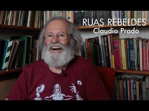 RUAS REBELDES I Claudio Prado - A intensidade de 1968