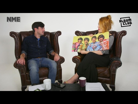 NME Album Club - Alt-J, Dua Lipa, The Beatles