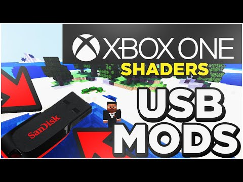 How To Download Shaders For Minecraft Xbox One With Usb