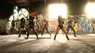 BEYONCE - WHO RUN THE WORLD (GIRLS) OFFICIAL MUSIC VIDEO .flv