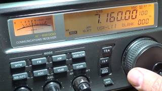 Shortwave radio signals 6 to 8 Mhz july 26th 2013